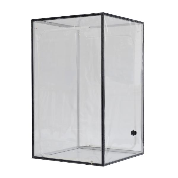 Ein Kammer Schleuse Typ C transparent