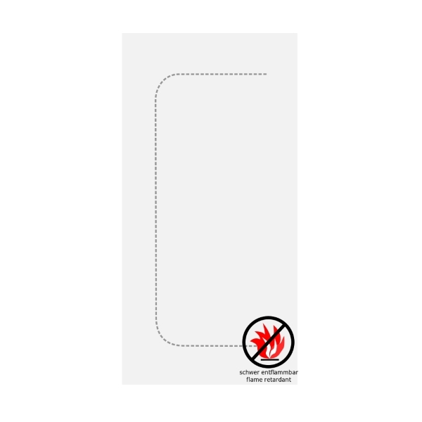 Staubschutztür RV-C B1 (schwer entflammbar)